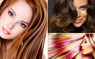Как подобрать цвет волос в 2018 году