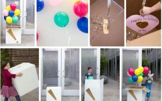 Как устроить сюрприз на день рождения