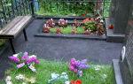 Какие цветы можно класть на могилу
