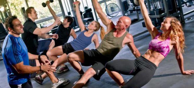 Виды групповых занятий в фитнес-клубе для женщин