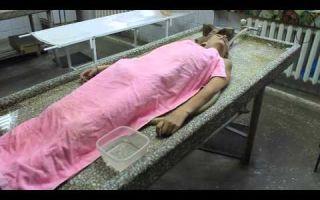 Что происходит с трупом в морге