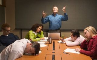 Как провести собрание в коллективе
