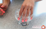 Как высушить гель без лампы