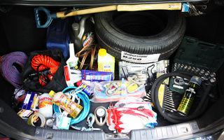 Что нужно иметь в автомобиле