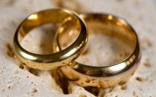 Можно ли носить обручальное кольцо умершего человека
