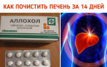 Какое лекарство помогает при болях в печени