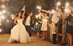 Как все должно проходить на свадьбе