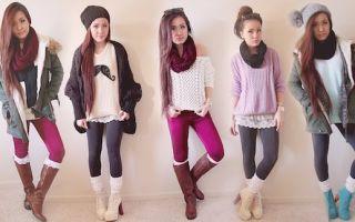 Как модно одеваться подросткам