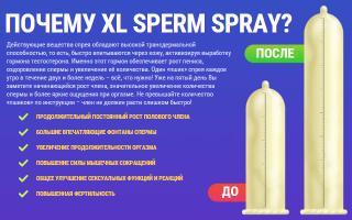 Как увеличить выработку спермы