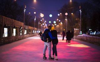 Куда сходить с девушкой зимой