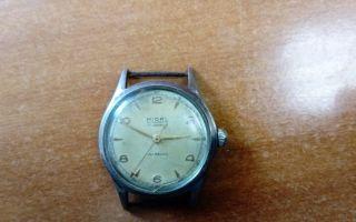 Что ценного в старых советских наручных часах