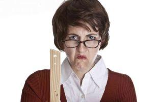 Что делать если школьный учитель придирается к ребенку