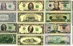 Какие президенты на каких долларах изображены