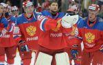 Когда играет сборная россии по хоккею на олимпиаде — 2018 в корее