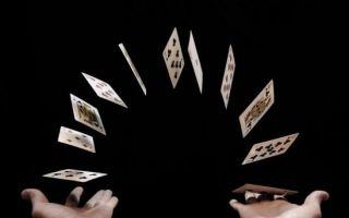 Какие есть карточные фокусы для начинающих