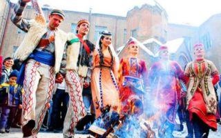 Какие приветствия приняты у армян