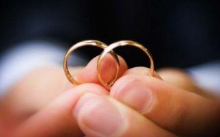 Народные приметы об обручальных кольцах