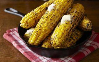 Сколько может хранится кукуруза