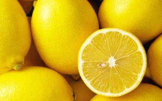 Сколько могут хранится лимоны