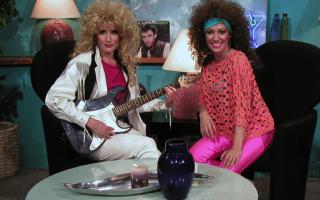 Какая мода была в 80-90 годах