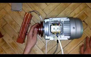 Как увеличить мощность электродвигателя