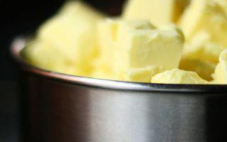 Как сделать сливочное масло из молока в домашних условиях