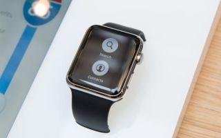 Что умеют часы apple watch?