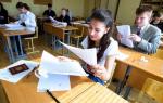 Какие сдают экзамены в 11 классе