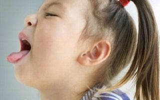 Что значит повышенный рвотный рефлекс у ребенка