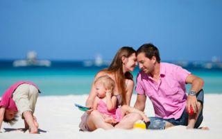 Отдых в турции с ребенком: что необходимо знать?