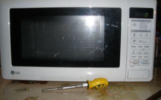 Почему может не работать духовка