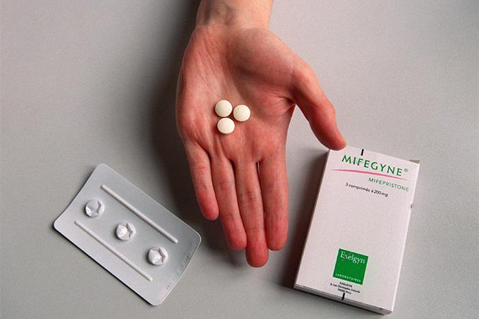 Какие таблетки назначают после аборта